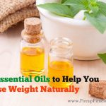 5 Essential Oils You Should Use if you Want to Lose Weight Naturally