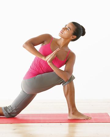 nice stretch to feel good