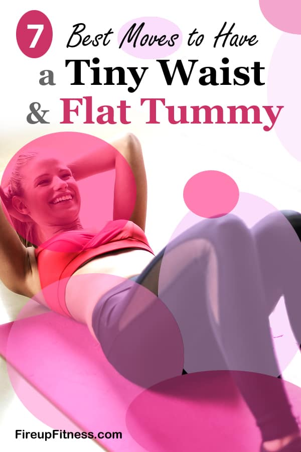 7 Best Moves To Have Tiny Waist And Flat Tummy