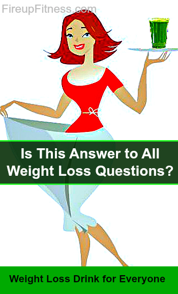 Is this answer to all weight loss questions
