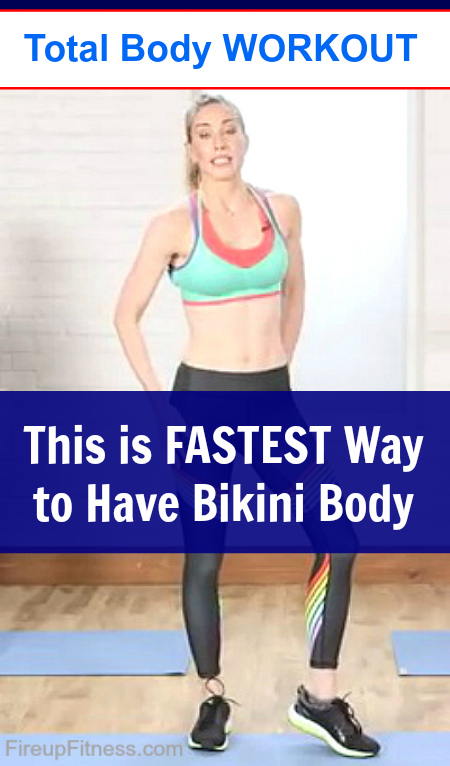 This is the fastest way to have bikini body