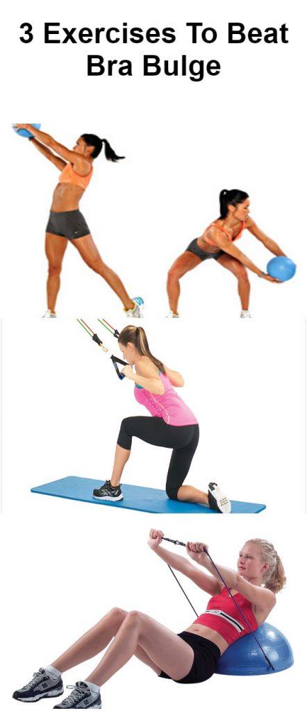 3 Exercises To Beat Bra Bulge 1