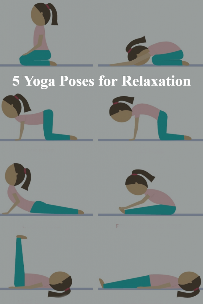 5 Yoga Poses for Relaxation 1