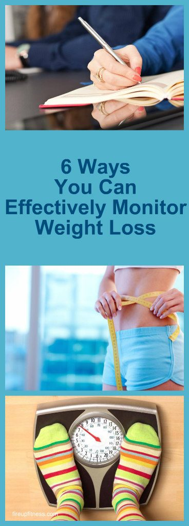 6 Ways You Can Effectively Monitor Weight Loss 1
