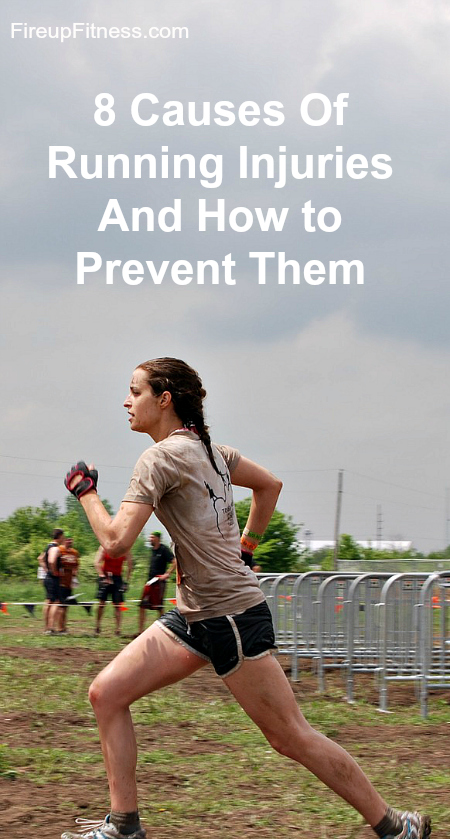 8 Causes Of Running Injuries And How to Prevent Them