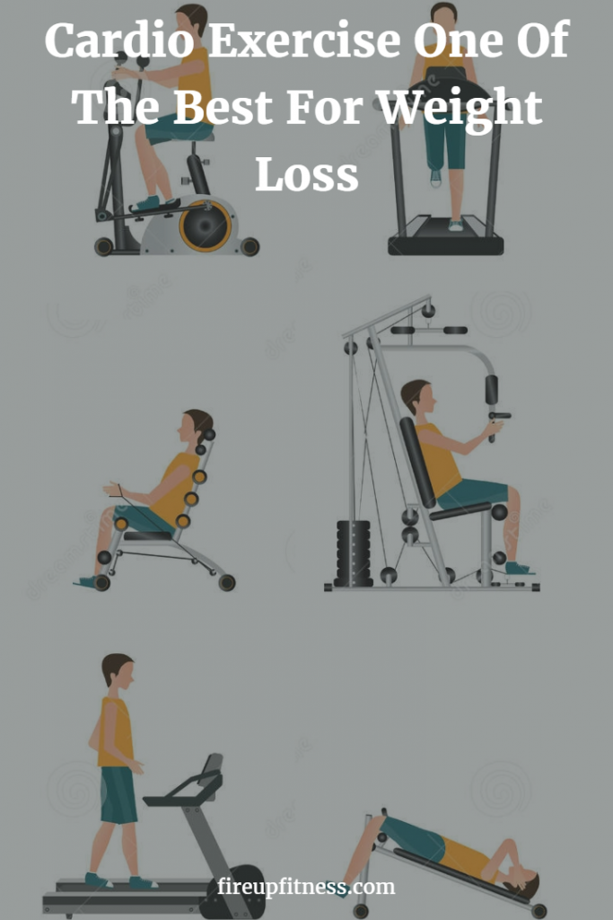 Cardio Exercise - One Of The Best For Weight Loss2