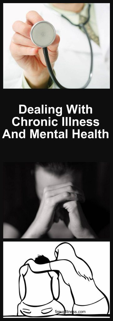 Dealing With Chronic Illness And Mental Health 1
