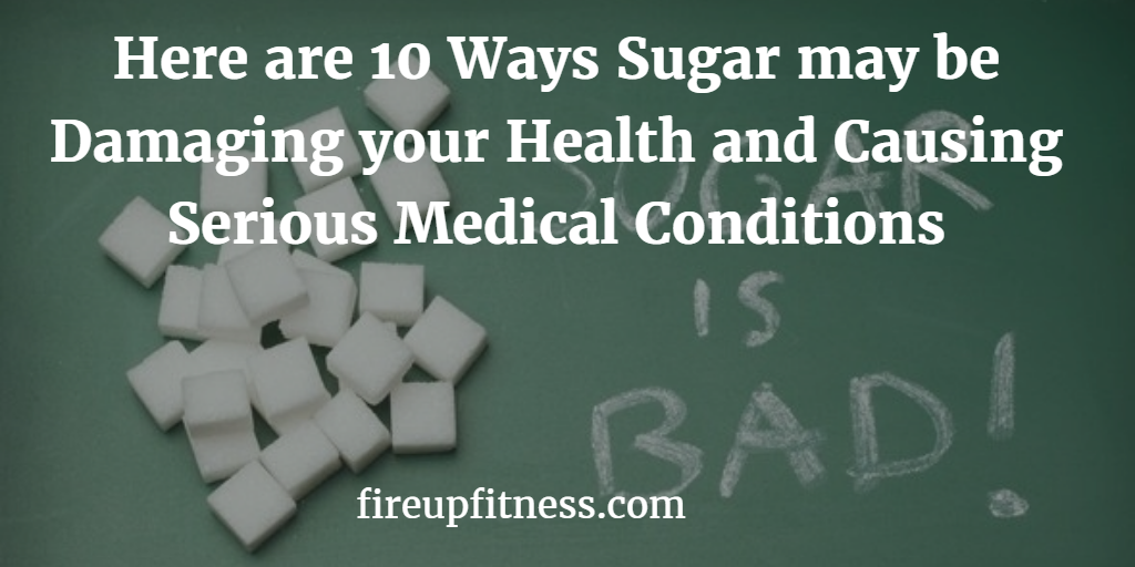 Here are 10 ways sugar may be damaging your health and causing serious medical conditions face1