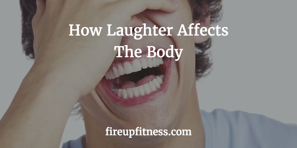 How Laughter Affects Body fb