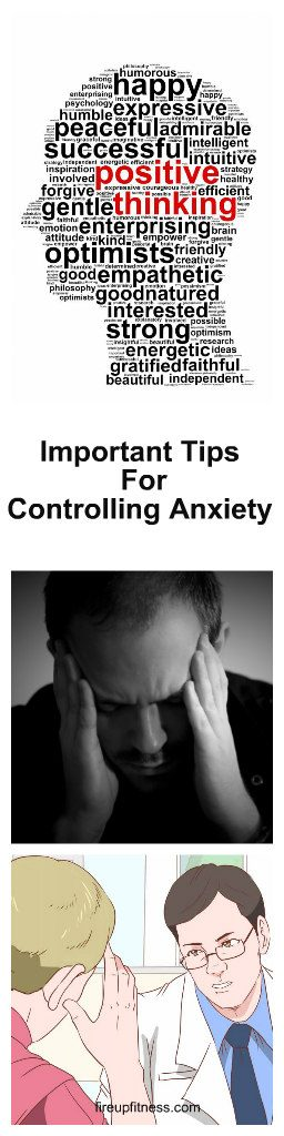 Important Tips For Controlling Anxiety 1