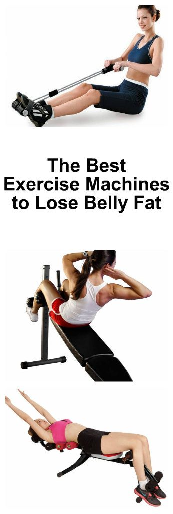 The Best Exercise Machines to Lose Belly Fat 1