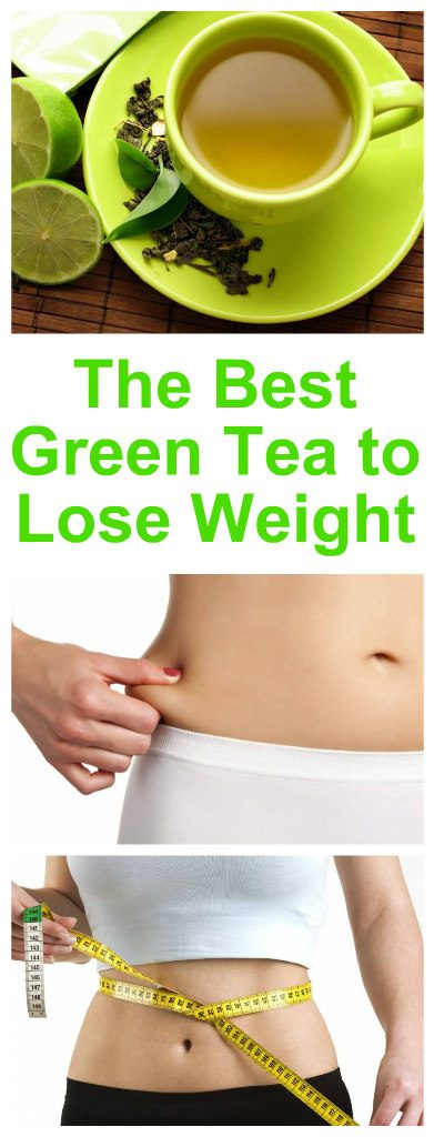The Best Green Tea to Lose Weight 1