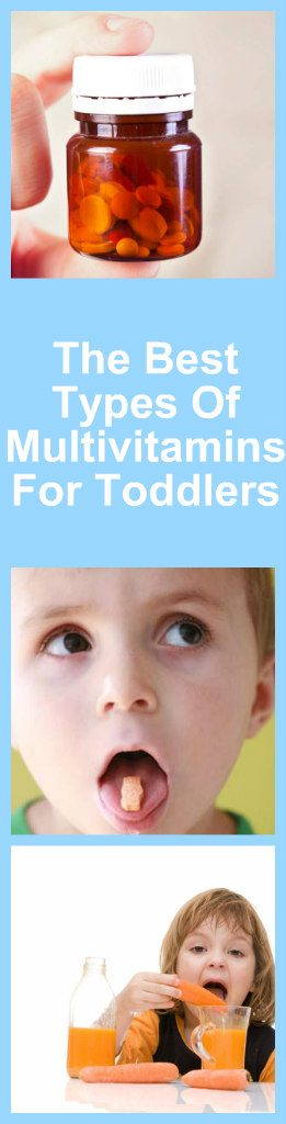 The Best Types Of Multivitamins For Toddlers 2