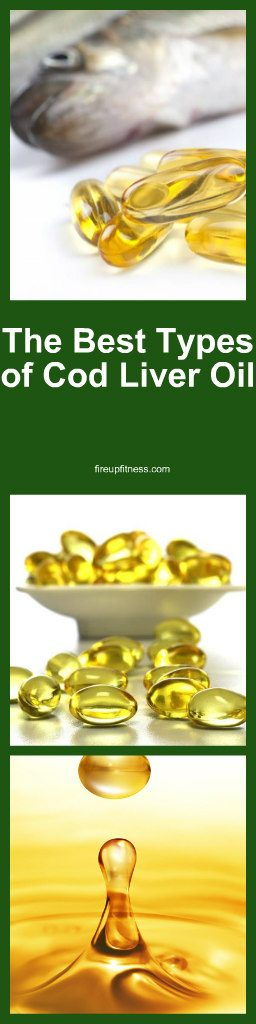 The Best Types of Cod Liver Oil1