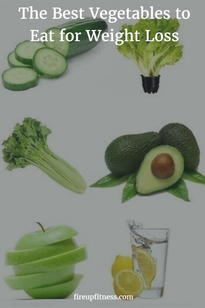 The Best Vegetables to Eat for Weight Loss1
