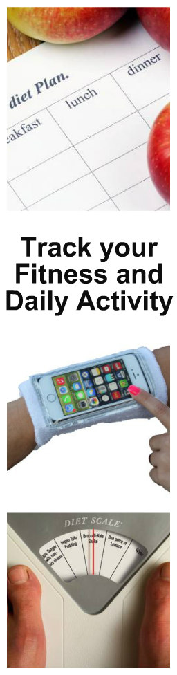 Track your Fitness and Daily Activity 1