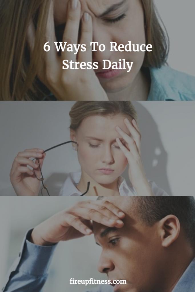 Ways to Reduce Stress dailypin