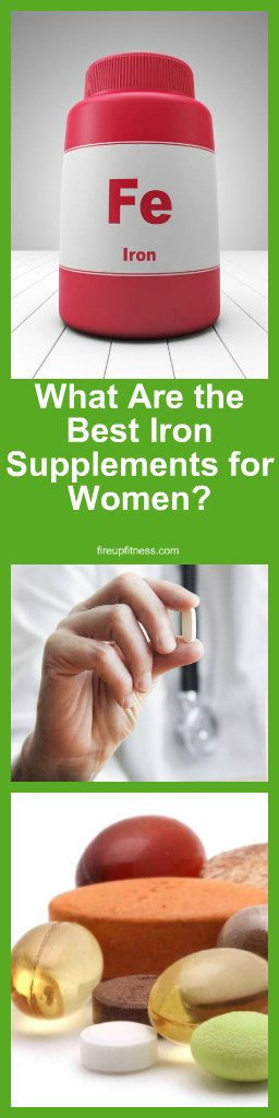 What Are the Best Iron Supplements for Women1