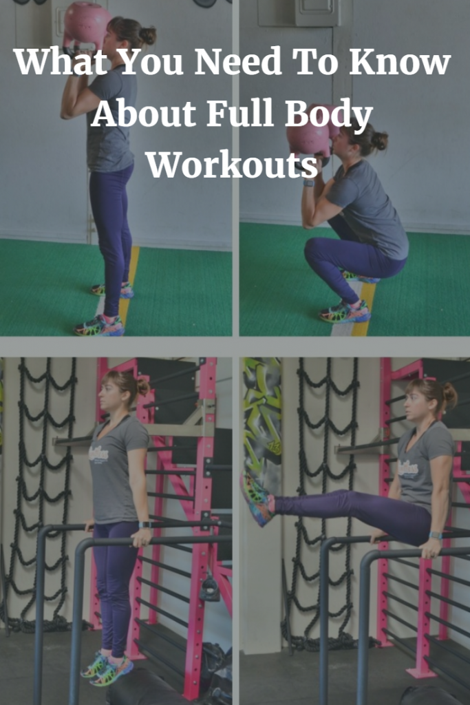 What You Need To Know About Full-Body Workouts 1