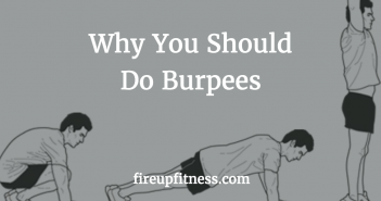 Why You Should Do Burpees
