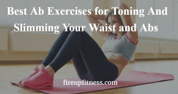 best ab exercises for toning and slimming your waist fb