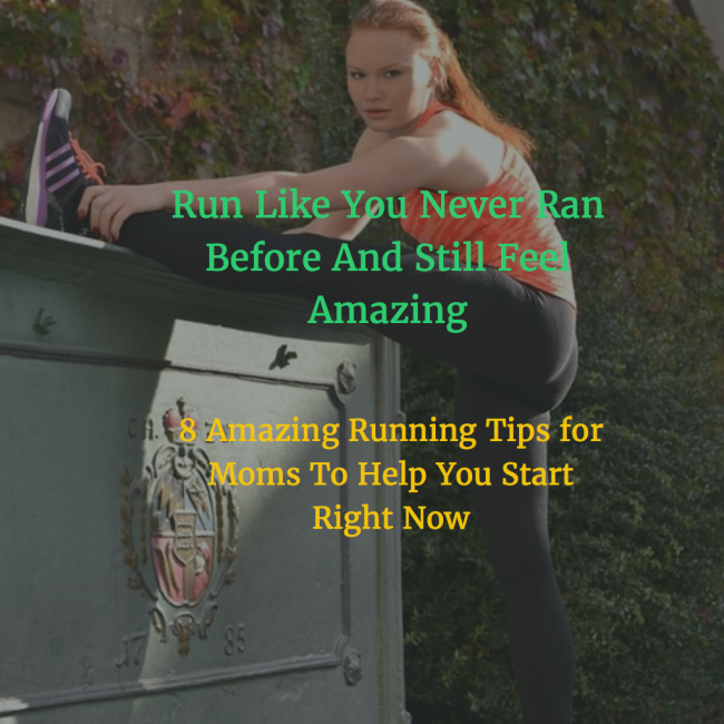 how to get used to running