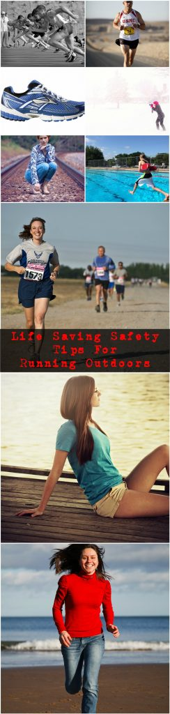 how to run outdoors and still be safe