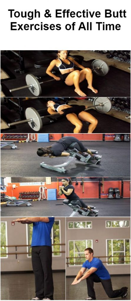 20 Tough but Effective Butt Exercises of All Time 2