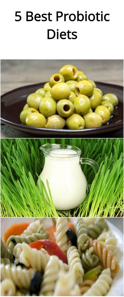 5 Best Probiotic Diets 1