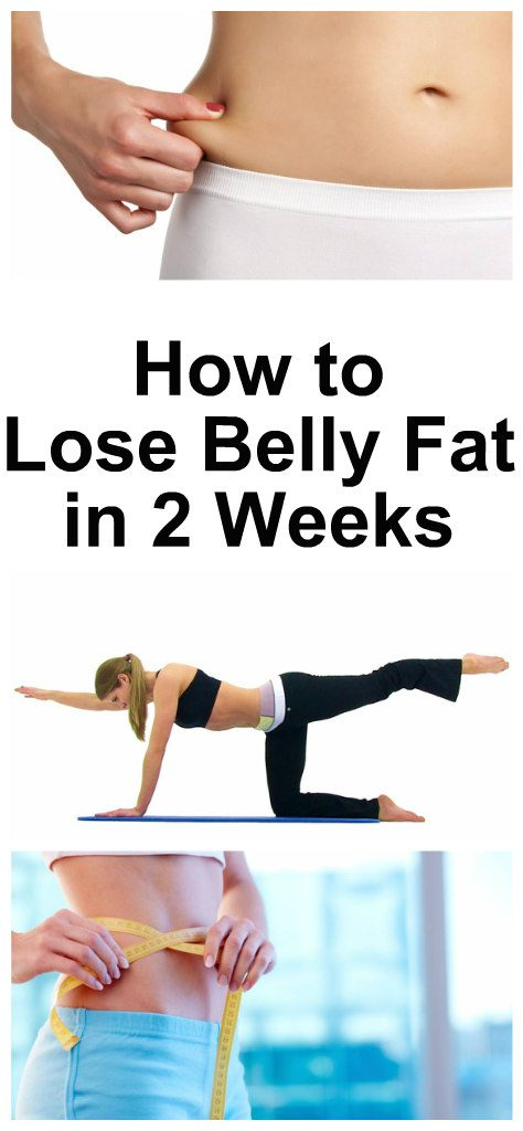 How To Lose Belly Fat In