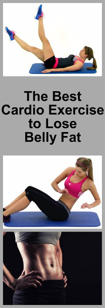 The Best Cardio Exercise to Lose Belly Fat 1