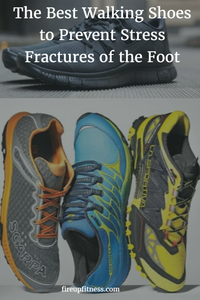 The Best Walking Shoes to Prevent Stress Fractures of the Foot2