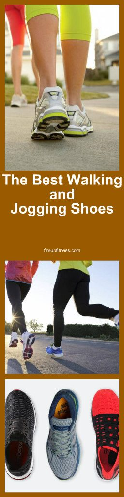 The Best Walking and Jogging Shoes1