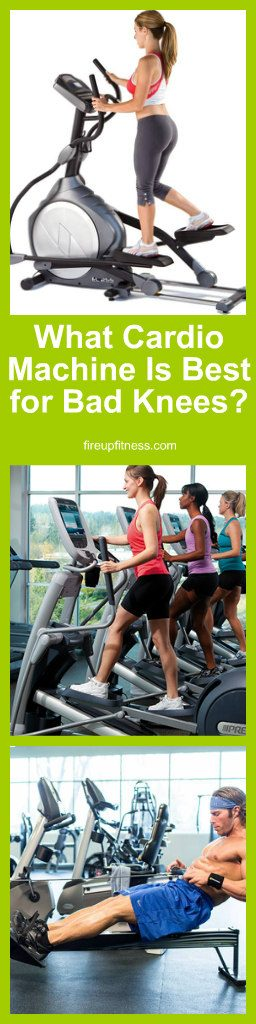 What Cardio Machine Is Best for Bad Knees1