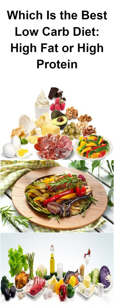 Which Is the Best Low-Carb Diet High-Fat or High-Protein 1