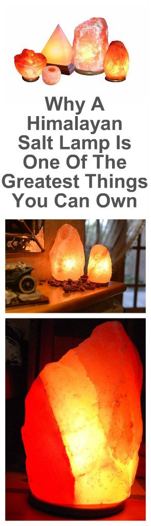 Why A Himalayan Salt Lamp Is One Of The Greatest Things You Can Own 2