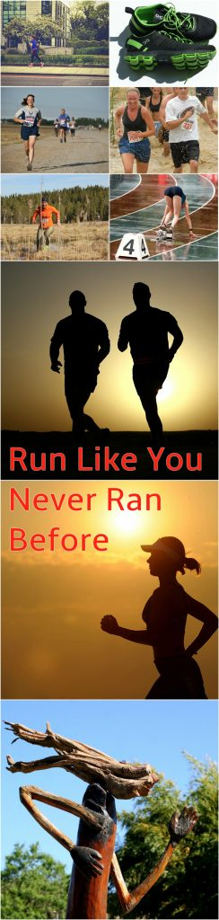 how to start running for long distance