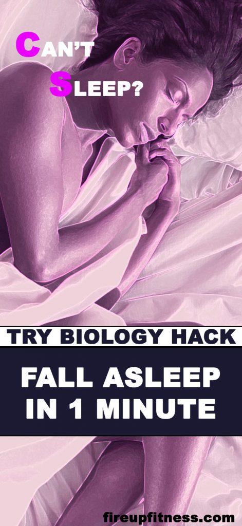 487 sleeping technique