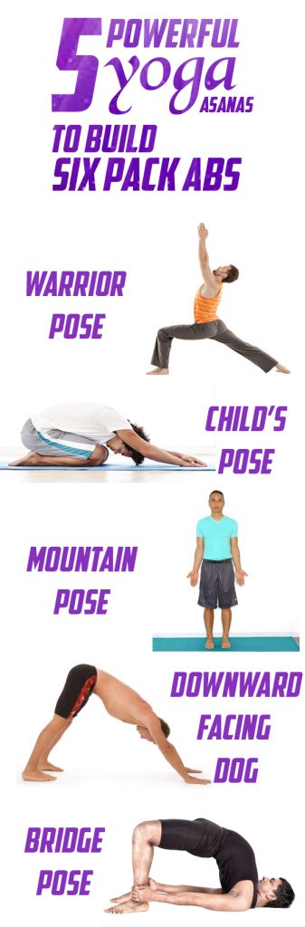 5 Powerful Yoga Asanas To Build Six Pack Abs
