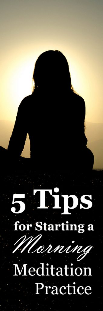 5-tips-for-starting-a-morning-meditation-practice