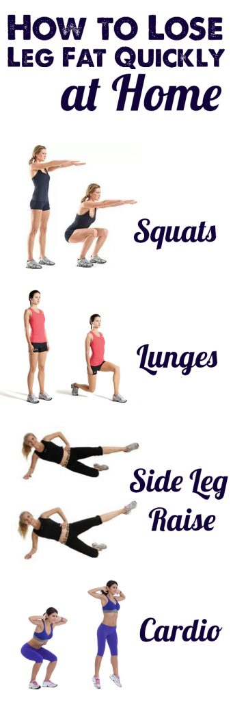 how to build up legs quickly