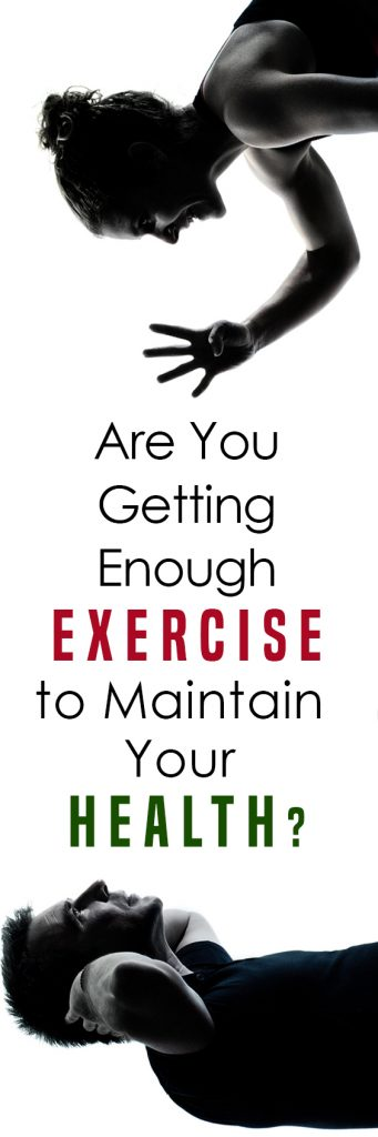 Image result for enough exercise
