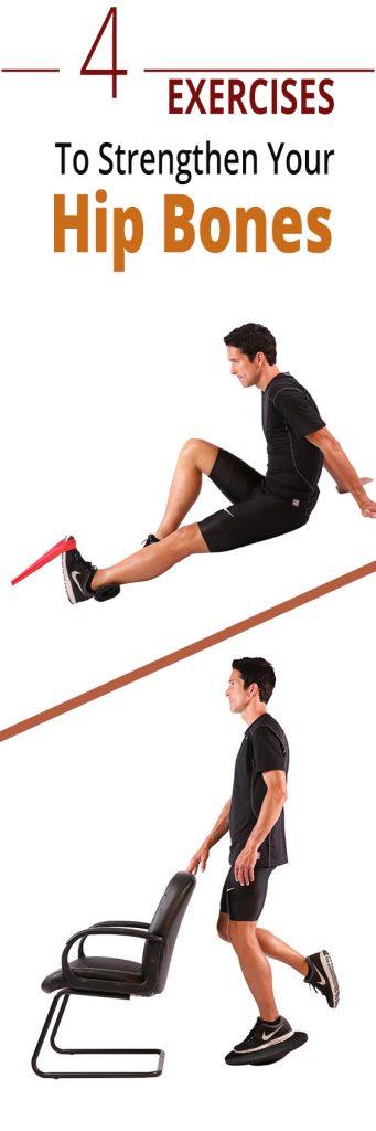 4 Exercises To Strengthen Your Hip Bones